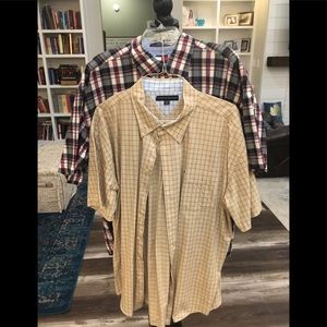 Tommy Hilfiger | Two Short Sleeved Button Downs